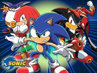 обои Sonic фото