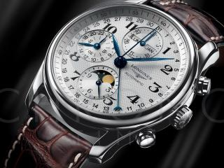 обои Швейцарские часы Longines фото