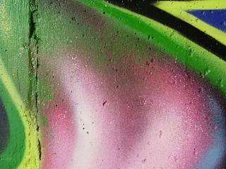 обои Стена с Графити фото