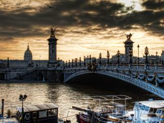 обои Александрийский мост фото