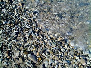 обои Лето море берег фото