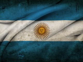 обои Флаг Аргентины фото