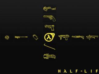 обои Игра half-life 2,   арсенал фото