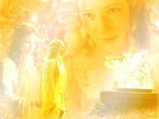 обои Ельфийская ведьма фото