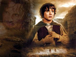 обои Фродо главный герой фото