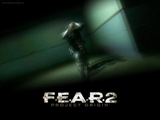 обои F.E.A.R. 2 Project Origin horror фото