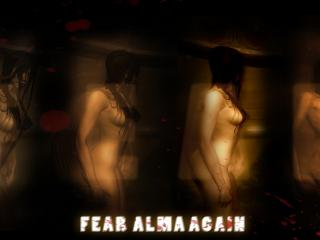 обои F.E.A.R. - Fear Alma Again фото