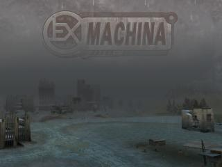 обои Ex Machina темнота фото