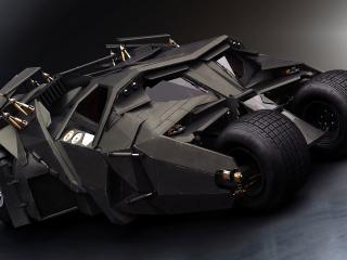 обои крутой batmobile фото