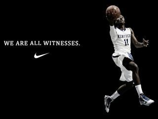 обои Найк - баскетбольная мечта фото