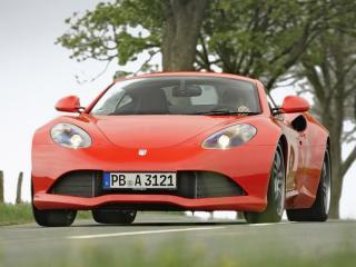 обои Красный   Artega-GT фото