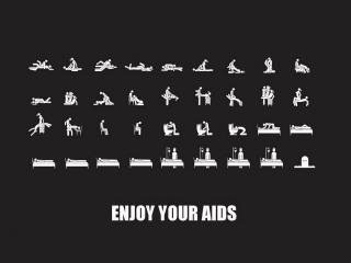 обои СПИД - хронология событий фото