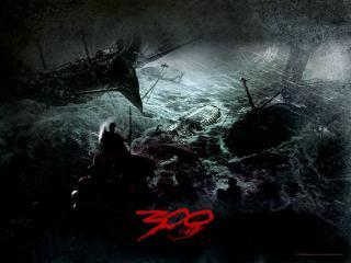 обои Морская битва фото