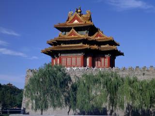 обои Архитектура Китая фото