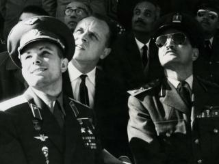 обои Гагарин,   первый космонавт,   ссср фото