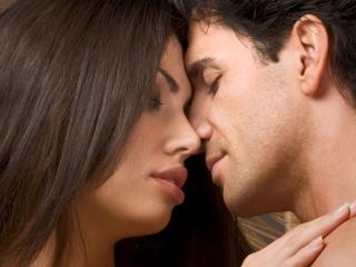 обои В предвкушении поцелуя фото