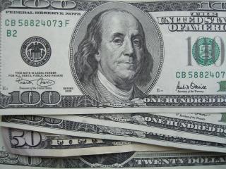 обои для рабочего стола: Доллары