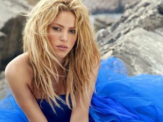 обои для рабочего стола: Music Shakira   Шакира