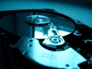 обои Пишущий образец дисков фото
