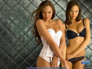 обои Candice Swanepoel фото