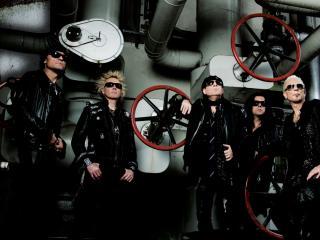 обои Рок группа Scorpions фото