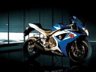 обои Мотоцикл  Suzuki GSXR фото
