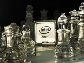 обои Процессор Intel Xeon фото