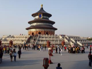 обои Пекинский храм фото