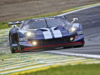 обои Matech Interlagos GT на повороте фото