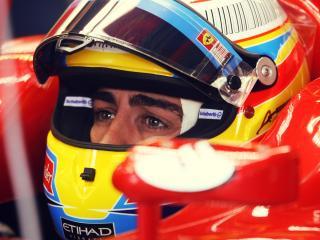 обои Fernando alonso formula one пилот формула 1 фото