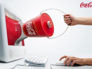 обои Coca-Cola из интернета фото