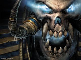 обои Warcraft 3 Господство Хаоса фото