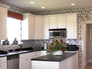 обои Белая белая кухня фото