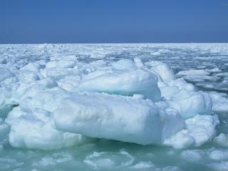 обои Царство льдов фото