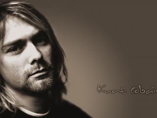 обои Nirvana,   курт кобейн, фото
