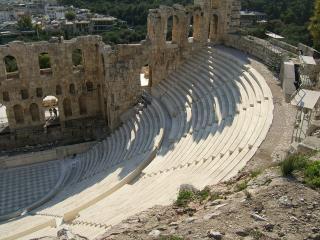 обои Древний театр фото