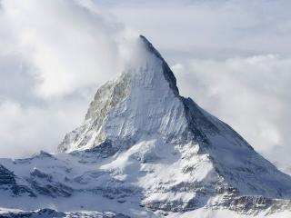 обои Ледяная гора фото