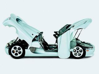 обои Полностью раскрытый Koenigsegg фото