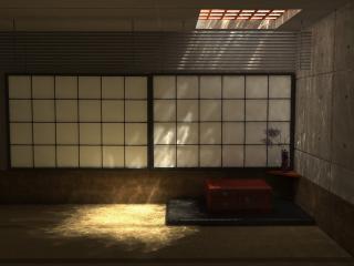 обои Восточная культура комната фото