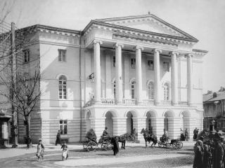 обои Старое здание фото
