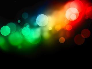 обои Зелый или красный цвет приоритет фото