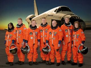 обои Астронафты НАСА фото