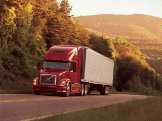 обои Вольво грузовик фото
