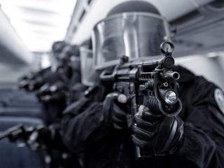 обои Антитеррористический отряд фото
