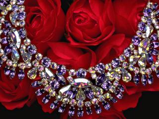 обои Массивное красивейшее ожерелье фото