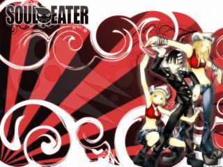 обои Soul Eater фото