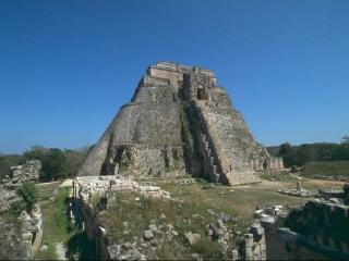 обои Ритуальные сооружения майя в Южной Америке фото