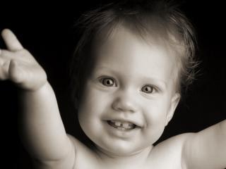 обои Ребенок счастлив фото