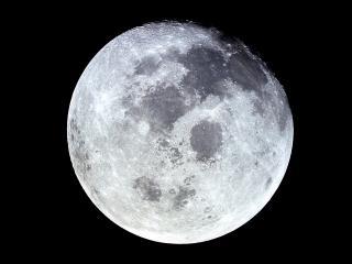 обои Картина луны космос фото