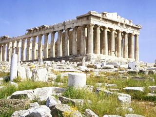 обои Греческая архитектура сегодня фото